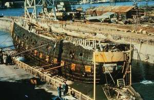 Vasa salvaged