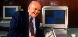 """There is no reason anyone would want a computer in their home."" - Ken Olsen, founder of Digital Equipment Corporation, 1977; just a few years before the first IBM PC was sold."
