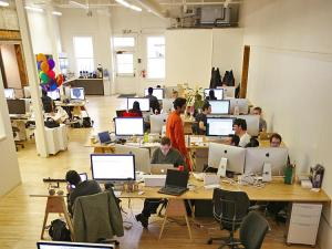 Start-up open office (source: theepochtimes.com)