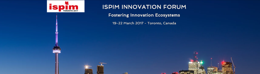 Blog ISPIM Toronto event picture