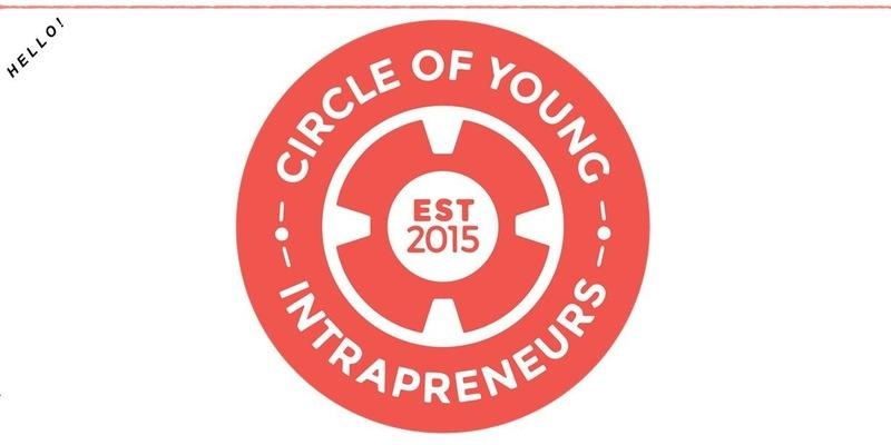 Join the Circle of Young Intrapreneurs NYC Chapter: Launch Event May 3, 2017