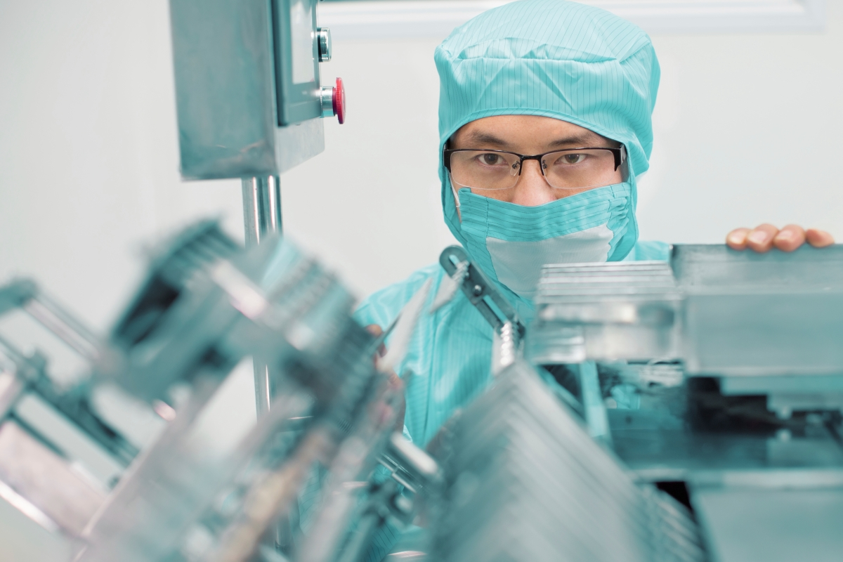 IoT in pharma manufacturing changes company culture